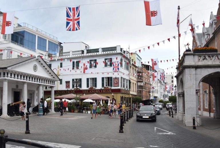 Gibraltar, british!