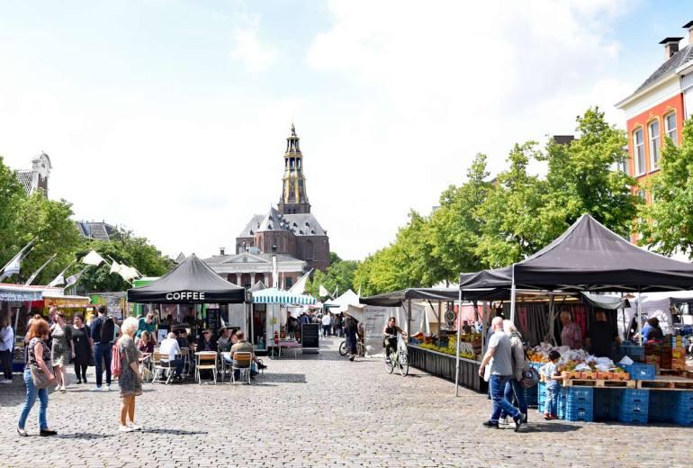 Gesundes Shopping Groningen