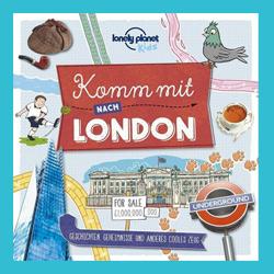 Kinderreisefuehrer London
