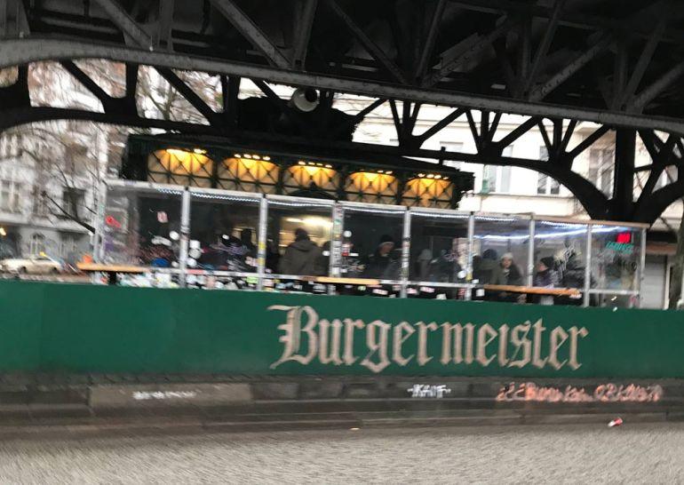 Burgermeister Burgerbude Berlin