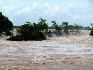 Wasserfälle im Mekong