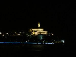 Jaffa bei Nacht
