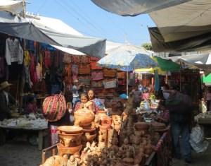 Markt in Chichi