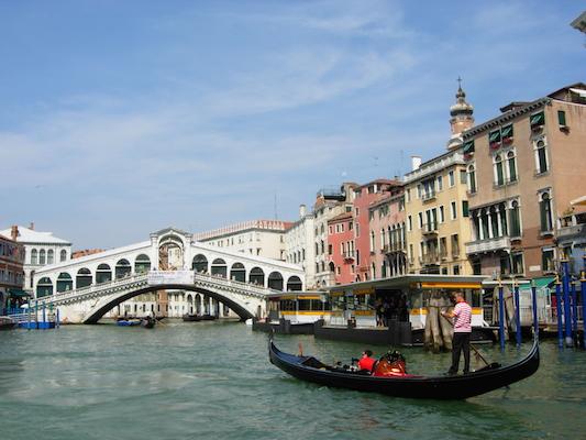 [:nb]Vilt vakkert i Venezia[:]