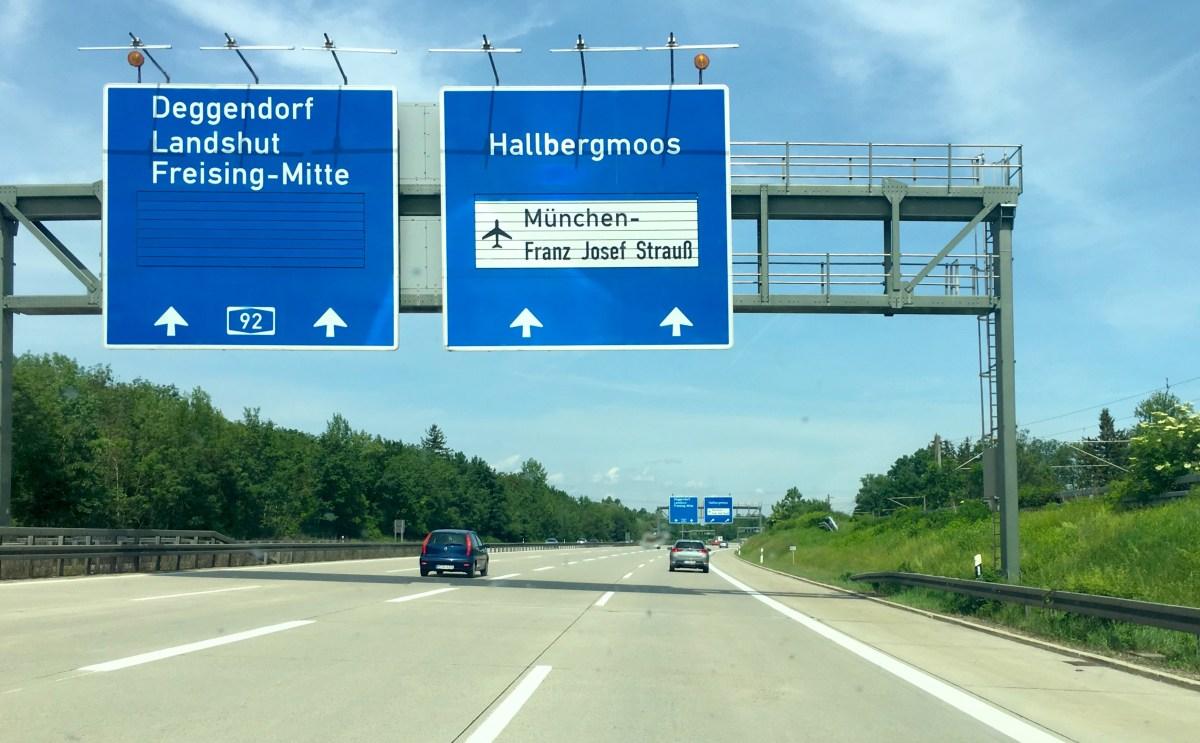 [:nb]Å kjøre bil i Tyskland[:]