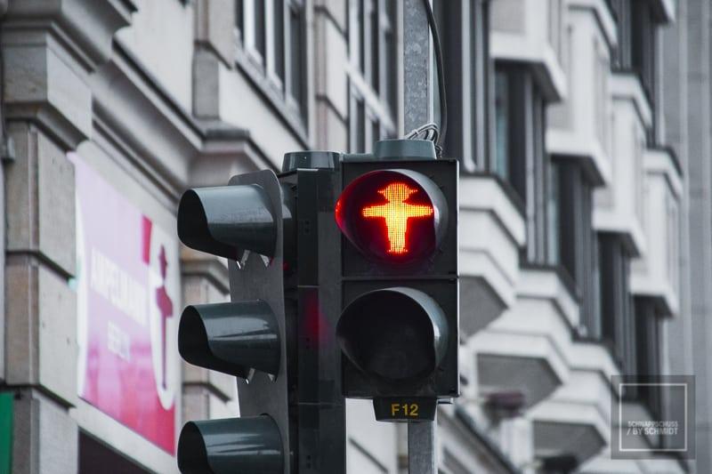 Ampel in Berlin, Berliner Ampelmännchen