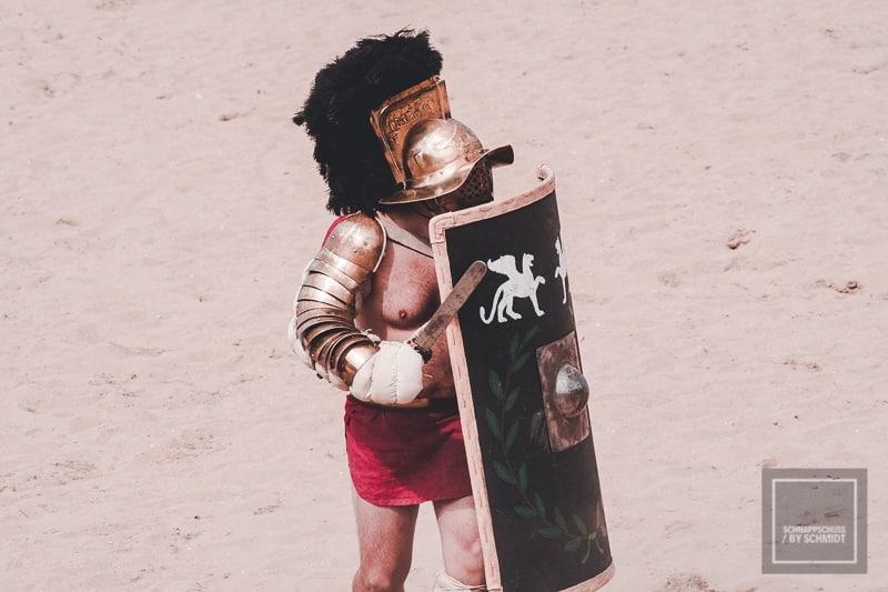 Römerfest - Die Römer kehrten nach Xanten zurück 4