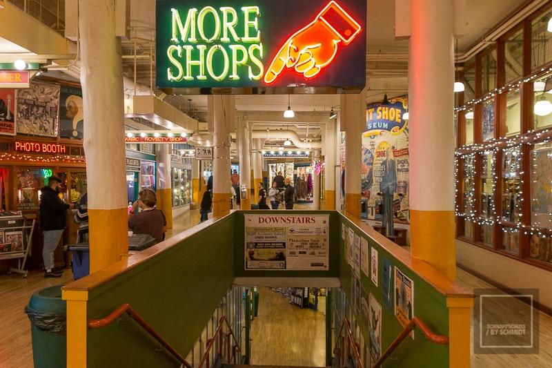 Einkaufen in den USA - Shopping