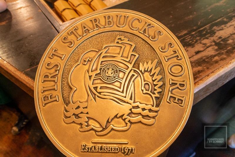 Erster Starbucks