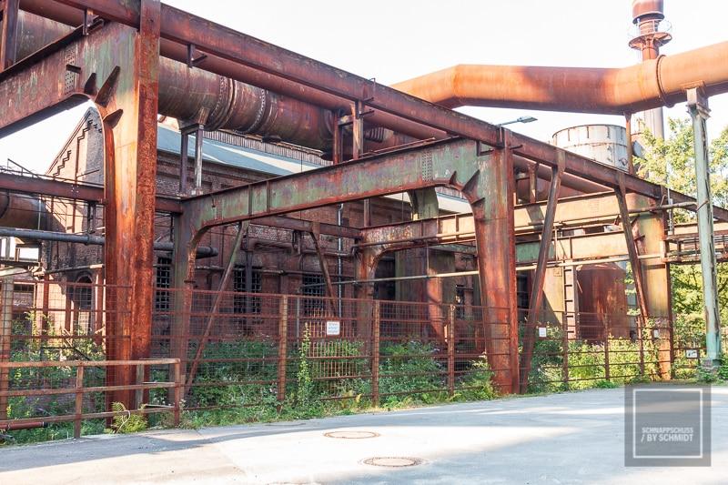 Rost und Stahl