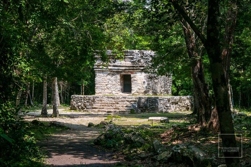 Mexiko Maya 1 - San Gervasio Tempel