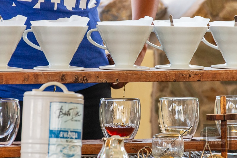 Namibia Rundreise - Kaffeezauber