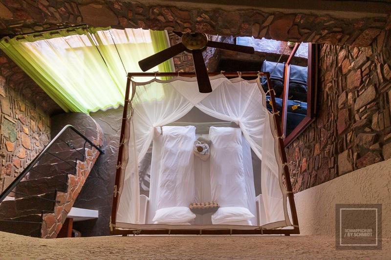 Namibia Rundreise 4 - Schlafzimmer