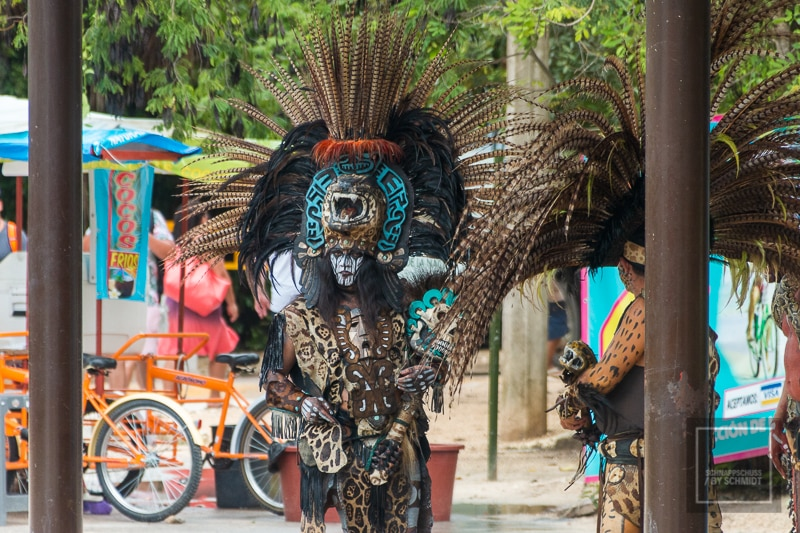 Mexiko Maya 2 - Mayakrieger