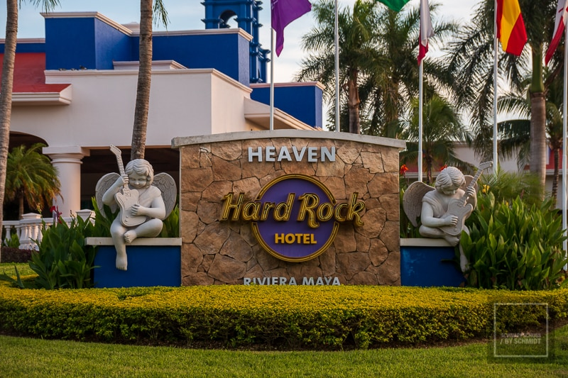 Mexiko Maya 3 - Hard Rock Hotel Riviera Maya