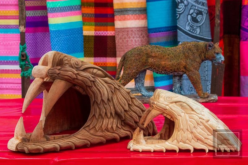 Mexiko Maya 3 - Kunsthandwerk