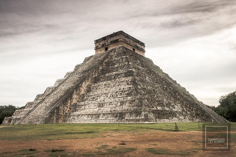 Mexiko Maya 3 - El Castillo