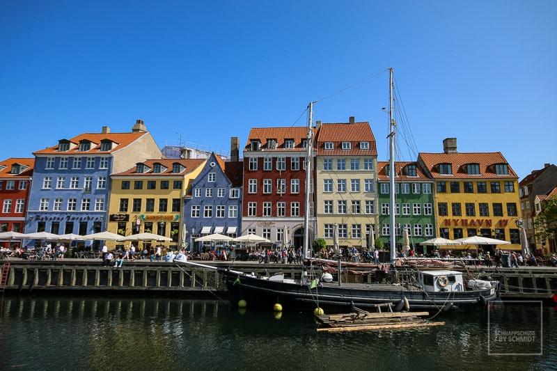 Kopenhagen - Der Nyhaven
