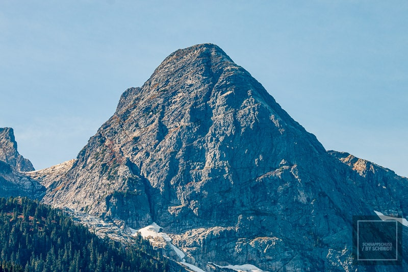 North Cascades National Park - Bergspitze