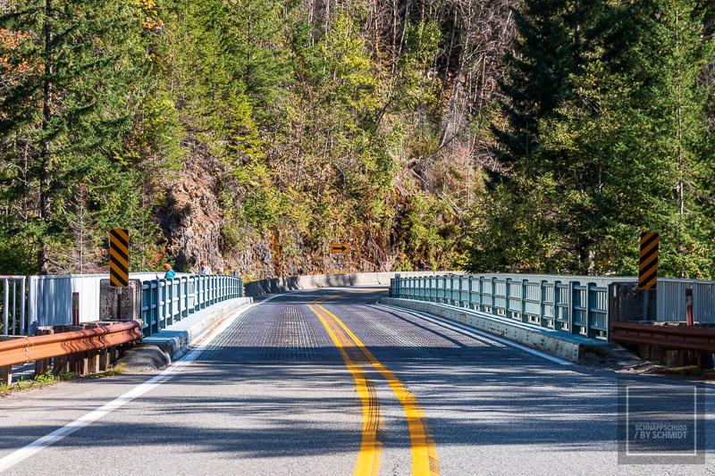North Cascades National Park - Brücke