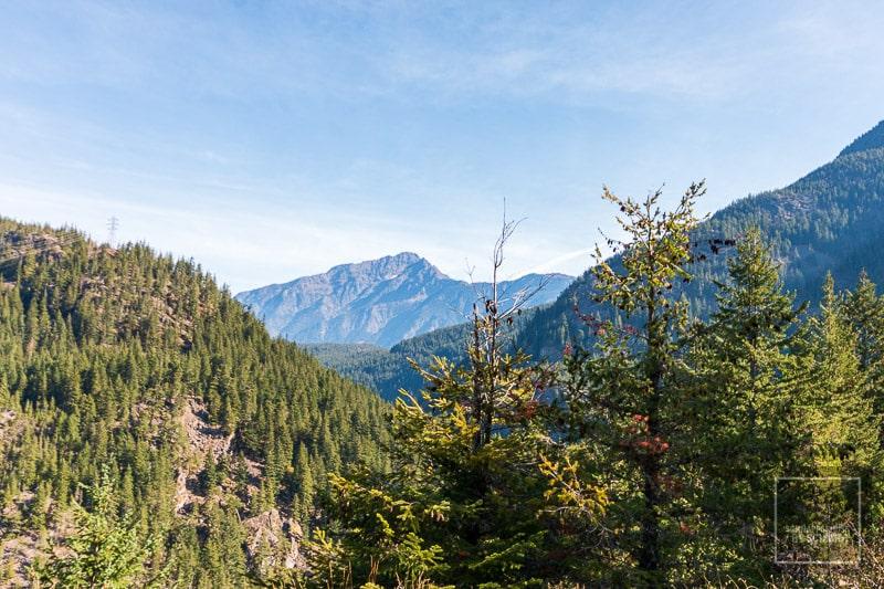 North Cascades National Park - Landschaft
