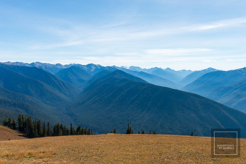 Olympic National Park - Landschaft
