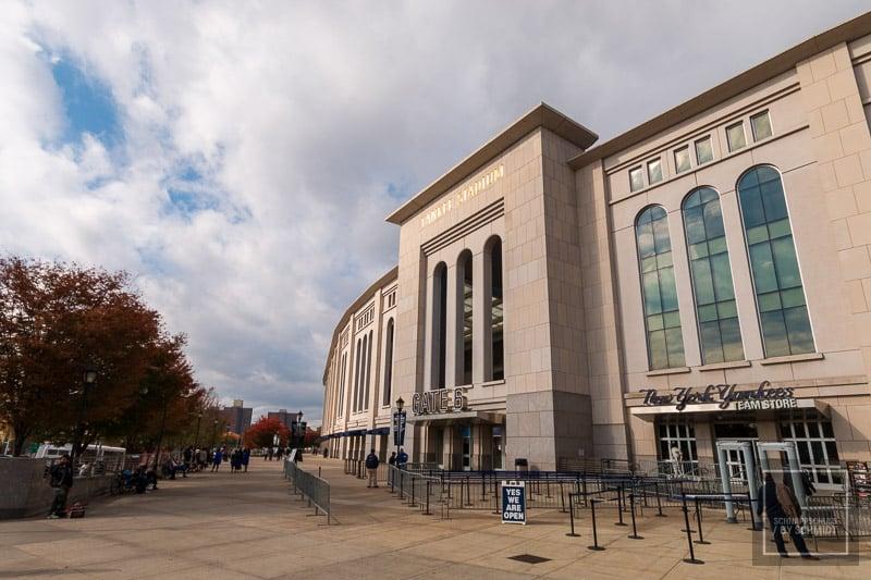 New York City - Yankee Stadium