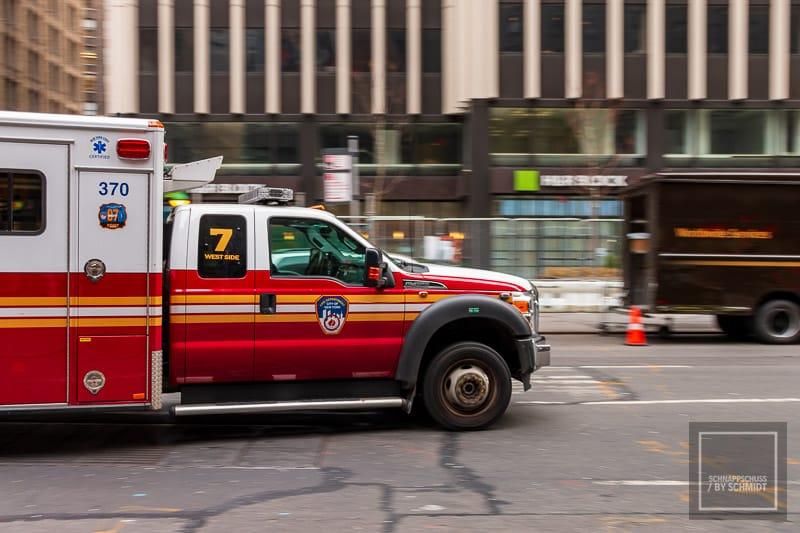 New York City - Feuerwehr