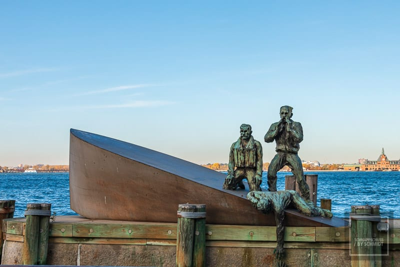 New York City - American Merchant Mariners Memorial