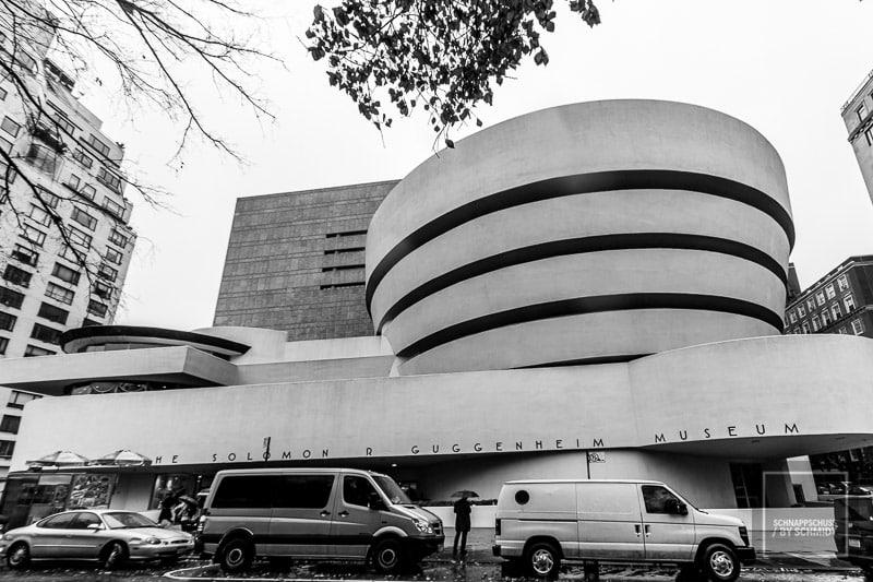 New York City - Guggenheim Museum