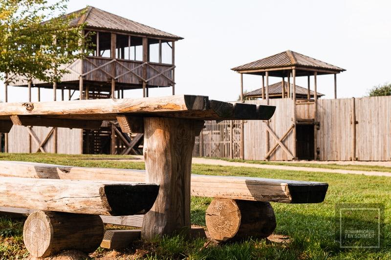 Archäologischer Park Xanten - Spielplatz