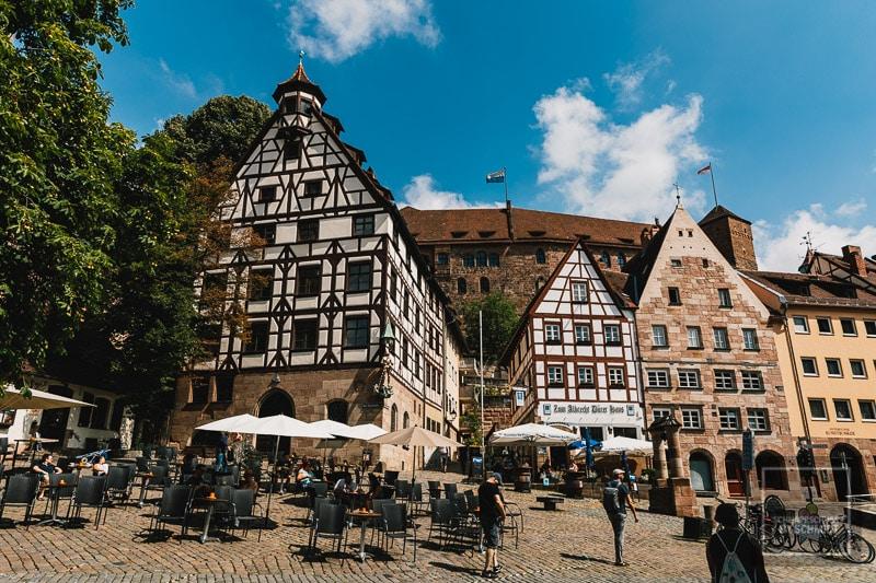 Nürnberg Sehenswürdigkeiten Albrecht Dürer Haus