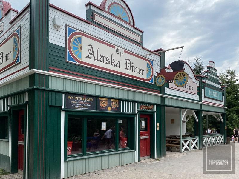 Zoom Erlebniswelt Alaska Diner
