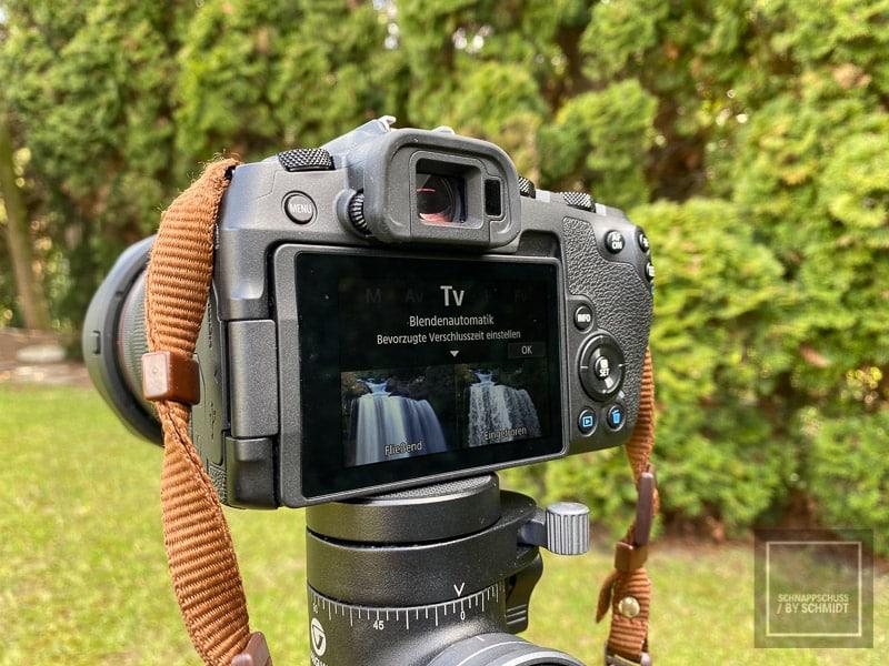 Tierfotografie - kurze Verschlusszeit