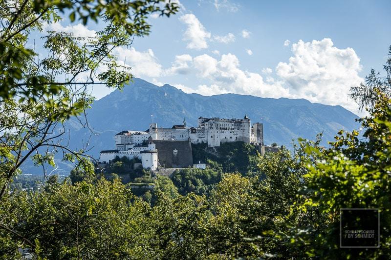 Salzburg Sehenswürdigkeiten - Festung Hohensalzburg