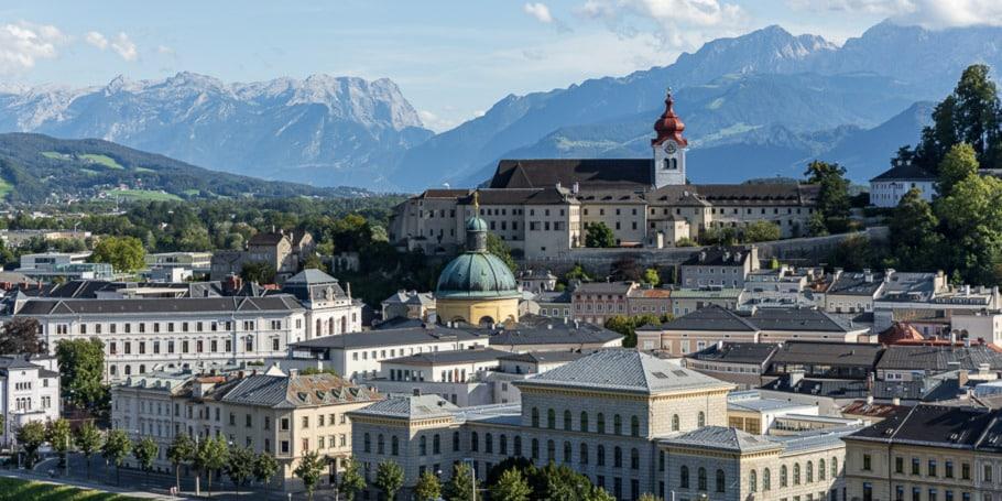 Salzburg Titelbild