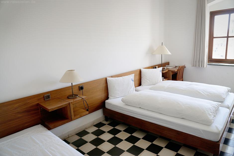 Hoteltipp Jerusalem Austrian Hospize Hotelzimmer