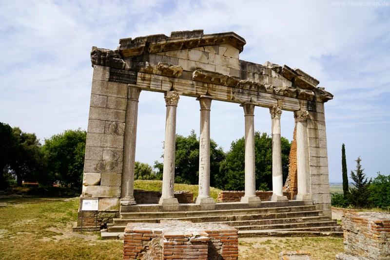 Albanien_Apollonia - Reisen - Reiseberichte - Reisetipps
