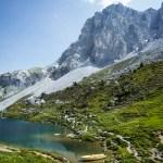 Ruhe, die süchtig macht – Bergwandern in Graubünden