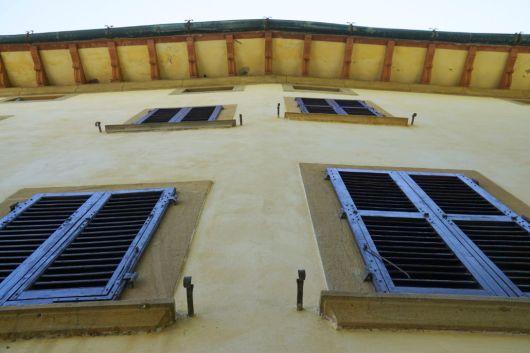 Il Castelfalfi_Blick nach oben