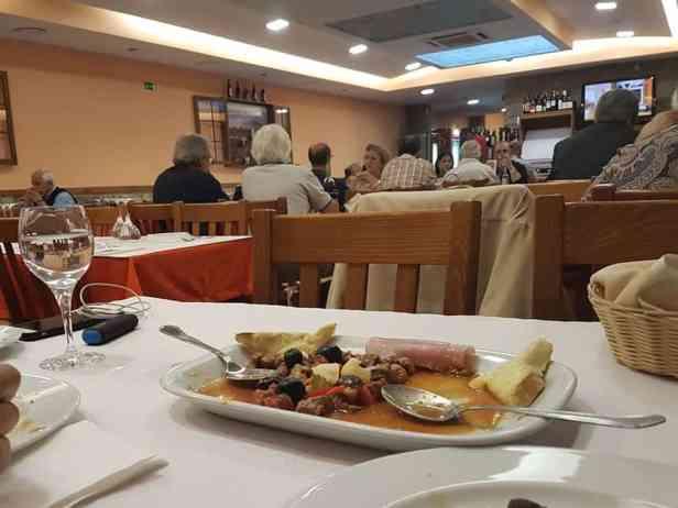 Porto restaurant Nova Era