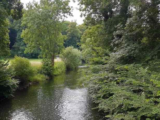 Weimar Park am Ilm