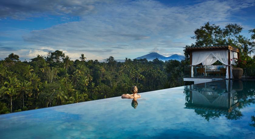 10 Mooiste Hotels In Ubud Met Een Infinity Pool Waar