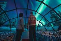 Reisjunk Overnacht In Een Glazen Iglo Finland