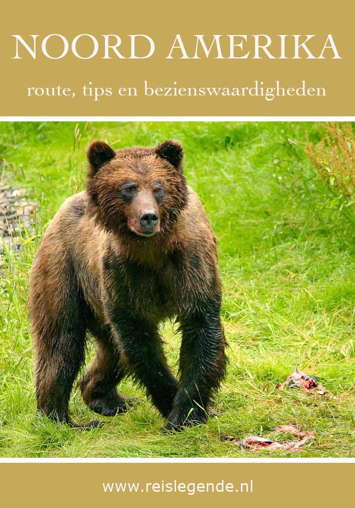 Rondreis door Canada en de Verenigde Staten - Reislegende.nl