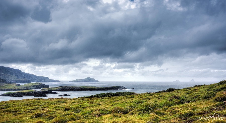 Skellig Islands Ierland