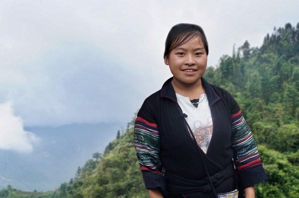 Sapa Black Hmong gids An