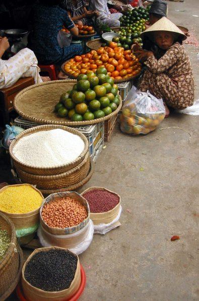 Sapa Vietnam markt