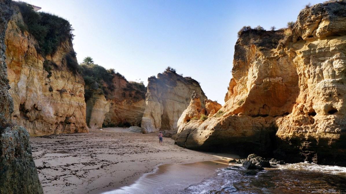 Algarve stranden lagos
