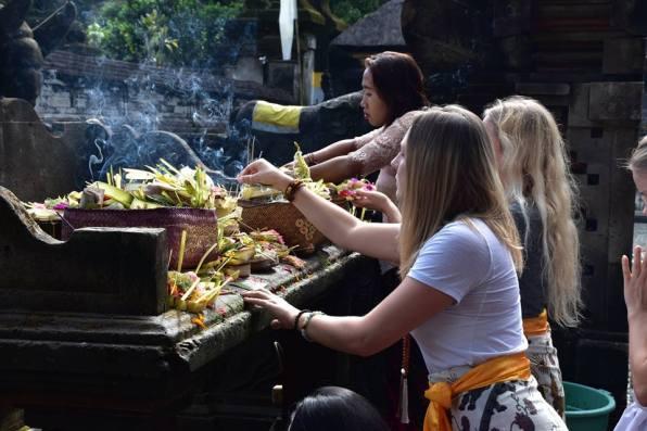 Blooming Lotus Yoga op Bali